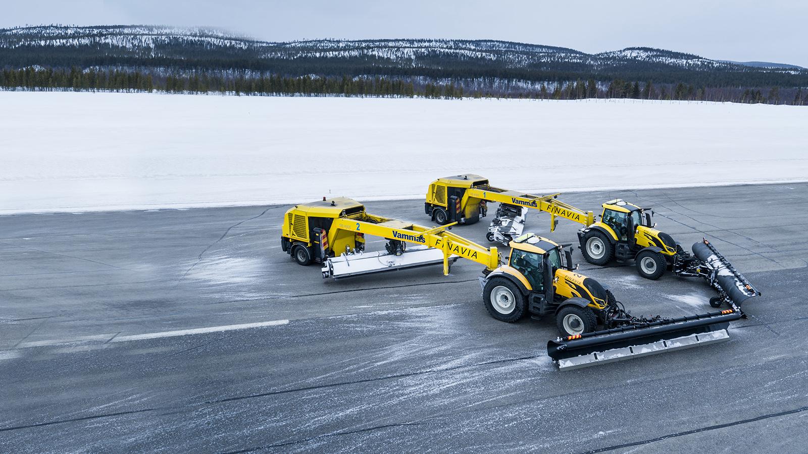 Valtra SmartTour-Truck